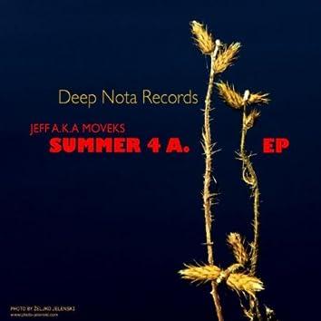 Summer 4 A. EP