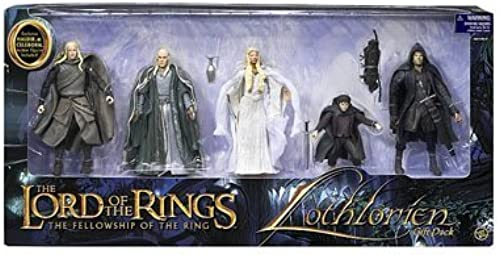 Lord Of The Rings ROTK Lothlorien Gift Set Action Figures by Toy Biz