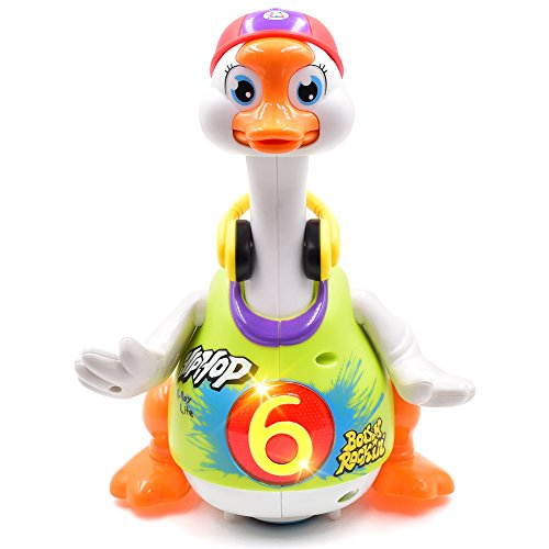 Toyk Kids toys Music Goose toys With...