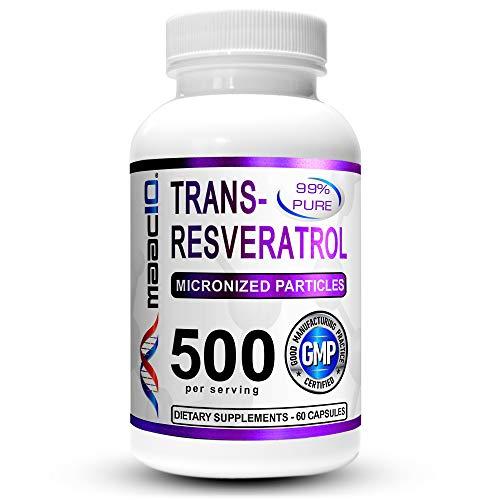 MAAC10 Trans-Resveratrol