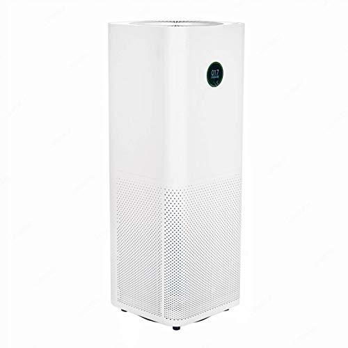 Xiaomi Mi Air Purifier Pro EU version - Purificador de aire, conexión WiFi y pantalla display, para estancias hasta 60m2, 500m3/h, color blanco