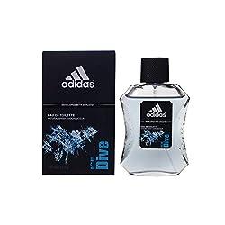 top rated Adidas Ice Dive by Adidas Men, Eau de Toilette Spray, 3.4 fl oz. 2021