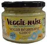 Veggiebel Bearnaise Sauce 240g | Orgánico | Vegano | Sin Gluten (Pack de 2)