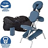EARTHLITE Portable Massage Chair Package VORTEX - Portable,...