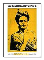 ポスター ボビー ヒル Kahlo