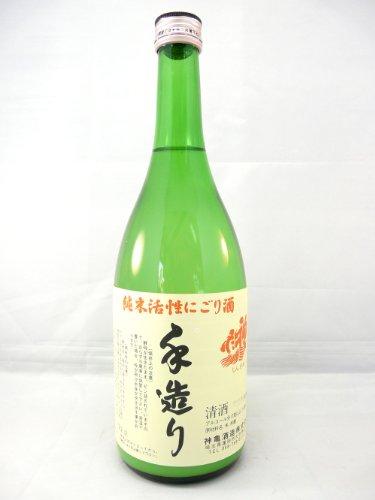 神亀酒造『純米活性にごり酒』