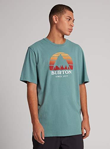 Burton Herren Underhill T-Shirt, Trellis, XL