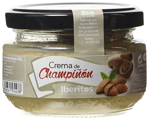 Iberitos, Conserva para untar - 6 de 110 gr. (Total 660 gr.) Pack de 6