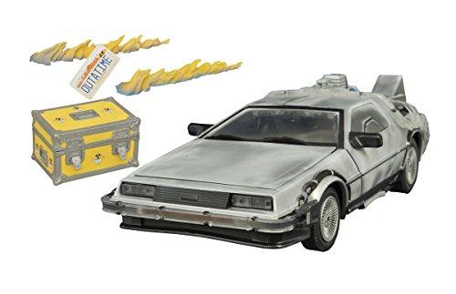 Unbekannt Zurück in die Zukunft Iced Time Machine Fahrzeug Spielzeug (Mehrfarbig)