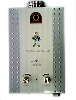 omega gas heater