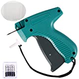 Tagging Gun for Clothing, Standard Retail Price Tag Attacher Gun Kit for Clothes Labeler w...