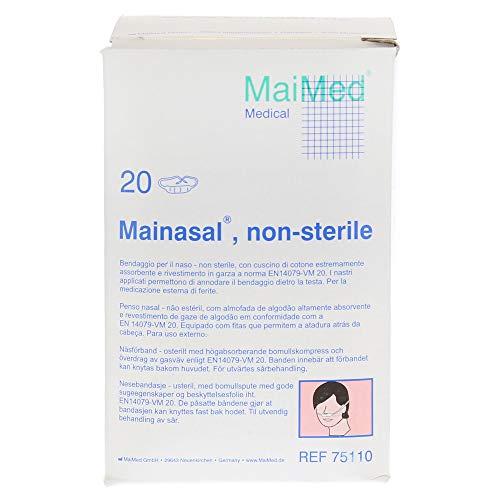 MAINASAL Nasenverband unsteril 20 St
