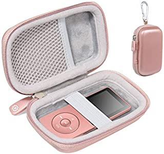 getgear Carrying case for MP3 & MP4 Player Like Soulcker/G.G.Martinsen/Grtdhx/iPod Nano/Sandisk Music Player/Sony WF1000X/...