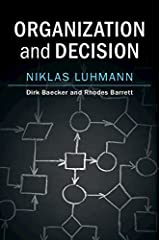 Organization and Decision Kindle Edition