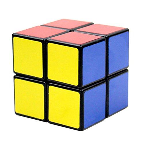 HuntGold 2x2x2 Inteligencia Velocidad Puzzle Cube Ultra-Suave Cubo Magico Juguetes educativos Moda