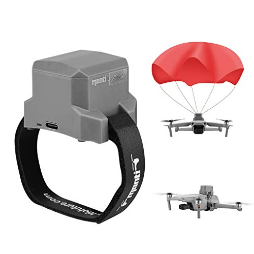 Drone Parachute Lightweight Flight Umbrella Safety Flight Parachute for DJI Mavic Air 2 Drone