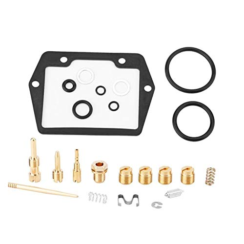 Kit de carburador 23pcs Reparación de carburador de carburador Kit de reconstrucción for Honda CT90 TRAIL 90 1970 1971 1972 1973 1974 1975 Rubber + hierro + cobre Carburadores