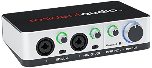 Resident audio - T2 interface