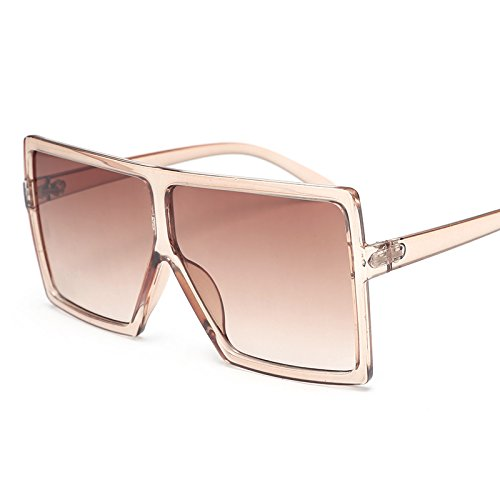 LLZTYJ zonnebril, wind, parasol, strand, outdoor, verjaardag, geschenken, Valentijnsdag, zonnebrillen, rond gezicht, damesbril