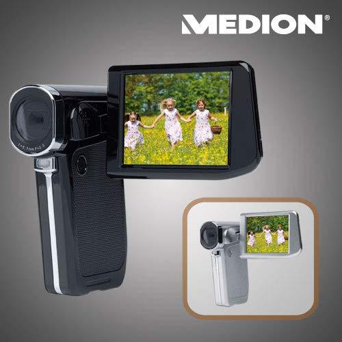 Medion Live X47015 Full HD Camcorder Touchscreen Display 3,0