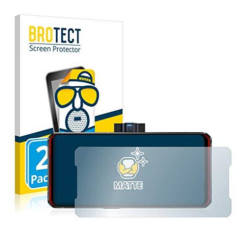 BROTECT 2X Entspiegelungs-Schutzfolie kompatibel mit Lenovo Legion Duel Bildschirmschutz-Folie Matt, Anti-Reflex, Anti-Fingerprint