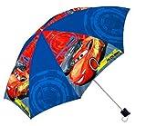 Disney/Pixar Cars Extendable/ Folding Umbrella,Kids Umbrella,Officially Licensed