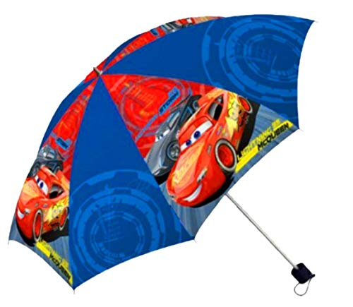 Disney Cars 3 Regenschirm, faltbar, WD19059