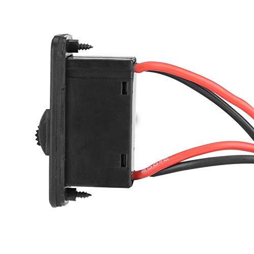 con Clips de Conector Dorados, Interruptores de Encendido / Apagado, Interruptor RC, Interruptor de Encendido para Avión Modelo de Motor de Gasolina