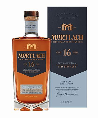 Mortlach 16 Jahre Single Malt Whisky (1 x 0.7 l)