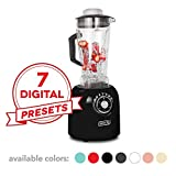 dash blender jug - Dash DPB500BK Blender, 64 oz, Black