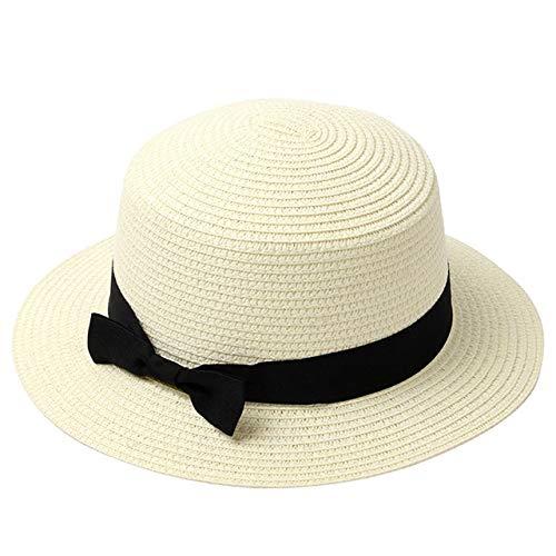 Sombrero de Verano para Mujer, Sombrero de Paja para Playa,...