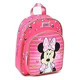 Disney Minnie Mouse Sac à Dos pour Enfants - Rose
