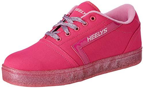 Heelys Damen GR8 Pro (he100637) Sneaker, Pink (Hot Pink/Light Pink/Glitter Hot Pink/Light Pink/Glitter), 38 EU