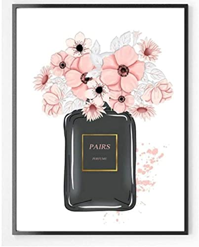 Cykably Perfume Nordic Botella Coco Tacones Altos de la Pare