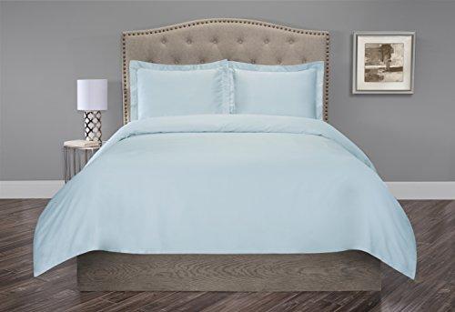 Elite Home Products Elisha T300 Cotton Print Duvet Sets Twin Gray