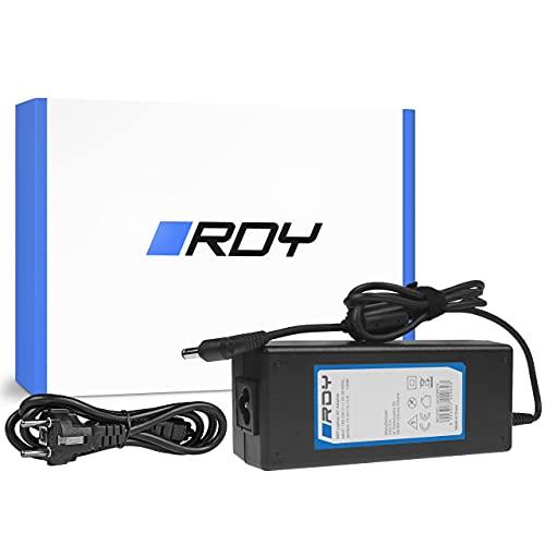 RDY 120W 19.5V 6.15A Cargador para Portátil LENOVO IdeaPad Y510p Y550p Y560 Y570 Y580 Z500 Z570 MSI GE60 GE70 GP70 Ordenador Fuente de Alimentación Computadora Portátil Adaptador Connector:5.5 x 2.5mm