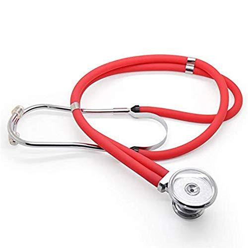 2019 Estetoscopio Médico Profesional De Doble Cabeza Funcional Sala De Emergencias, Cardiología,...
