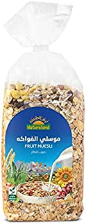 حبوب الافطار موسلي الفواكه بوزن 500 غرام من ناتشر لاند - عبوة مكونة من قطعة 1
