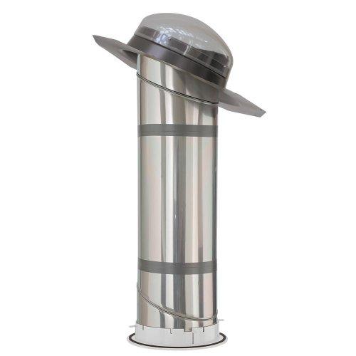 best solar tubes velux