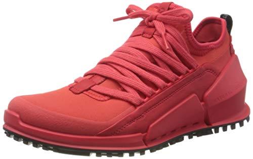 ECCO Biom 2.0, Zapatillas de Senderismo Mujer, Rojo Hibisco Hibisco, 40 EU