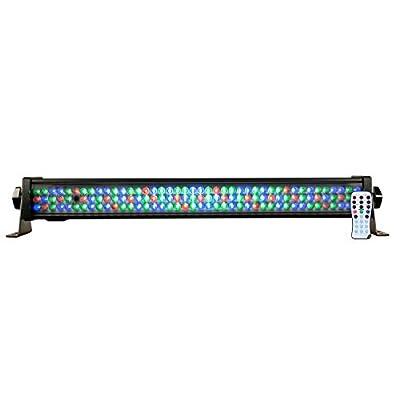 American Dj Supply Mega Bar 50RGB Rc Led Wash Light With Ir Remote by ADJ Products