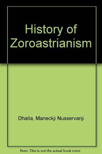 History of Zoroastrianism