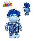 Lunnis - Peluche Lublú en pijama 17'/44cm Calidad Soft - Famosa 700002605 edición 2004