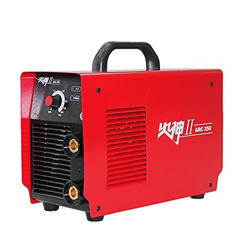 Máquina de soldador RILAND ARC250II 220V 15-200A Mini MMA Handheld Electric Welder Inverter Argon ARCO Herramienta de la máquina de soldadura Para soldadura trabajando y trabajando eléctrico.