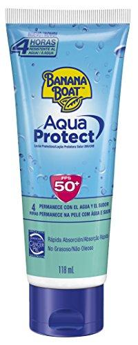 Banana Boat Aqua Protection FPS 50, Azul, 118mL