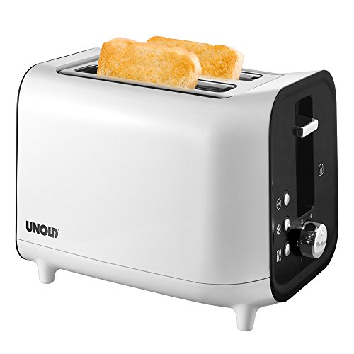 Unold 38410 Toaster Shine white