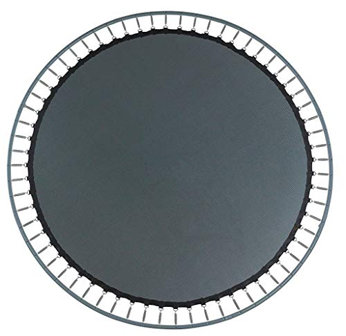 Trampoline Pro 127' Mat with 72 Rings for 12ft Round Frame and 5.5' Springs