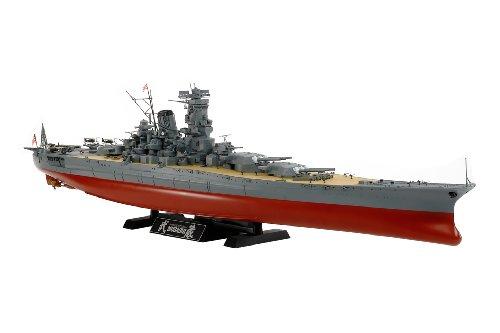 Tamiya Models Japanese Musashi Battleship