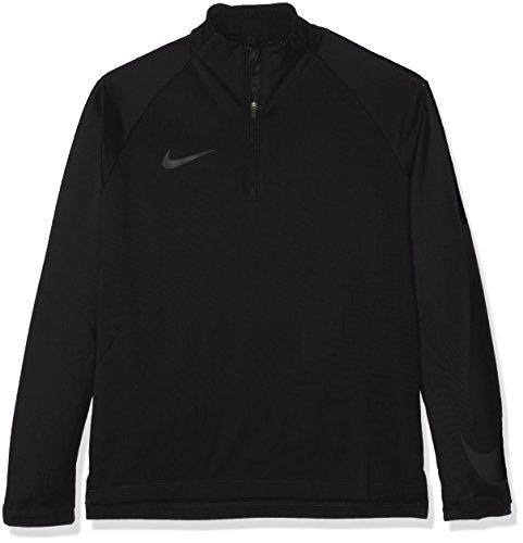 Nike Jungen Dry Squad Drill Longsleeve, Black, S