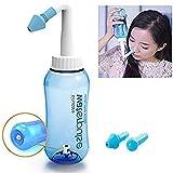 鼻洗浄の用具